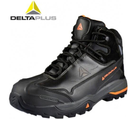 代尔塔 301336 TW系列耐酸碱高帮安全鞋