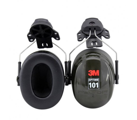 3M PELTOR H7P3E 挂安全帽式耳罩--劳保用品供应商