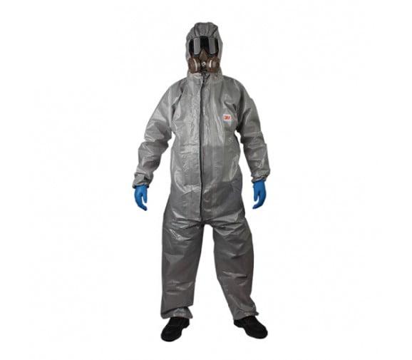 3M 4570 防轻度化学液体飞溅连体防化服