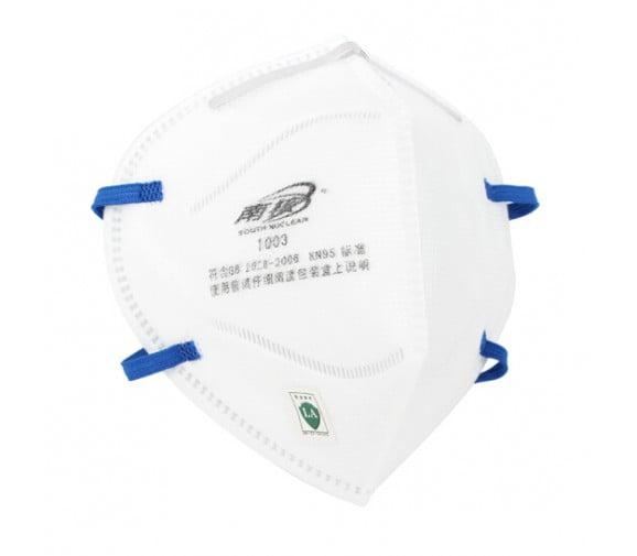 南核NH 1003 防尘口罩耳带式--广州口罩批发
