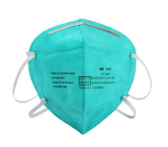 3M 9132 头戴式医用防护口罩