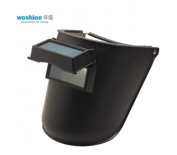 华信woshine WB234配帽型电焊面罩 防强光