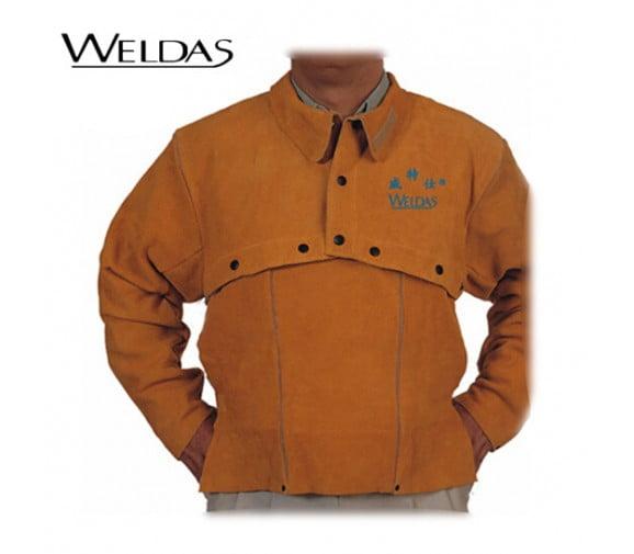 威特仕WELDAS 44-2028牛皮开背式焊接服