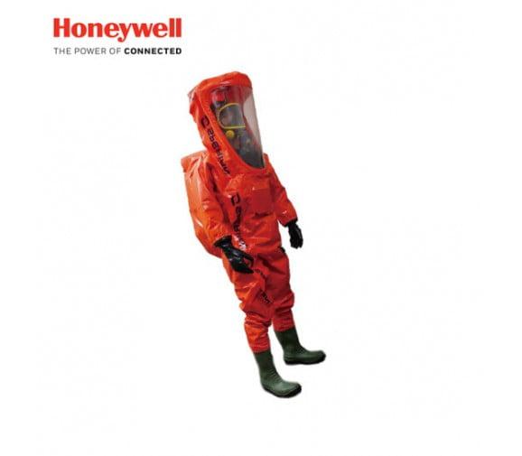 霍尼韦尔1400021-L-44 EasyChem 内置式重型防化服
