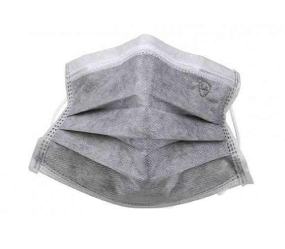 冠桦G-210一次性活性炭口罩--广州一次性口罩供应