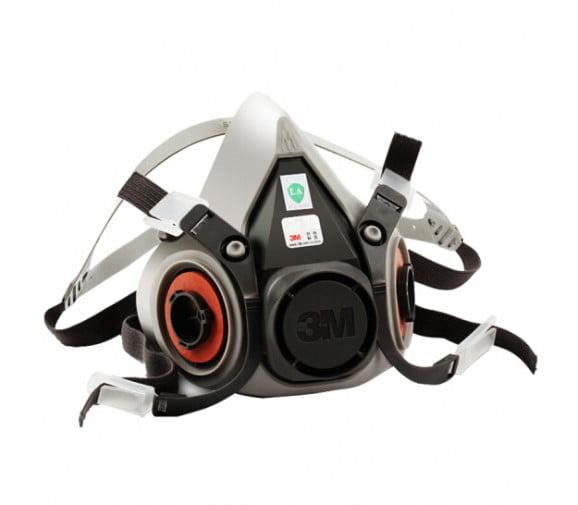 3M 6700全面型防护面罩--广州劳保用品公司