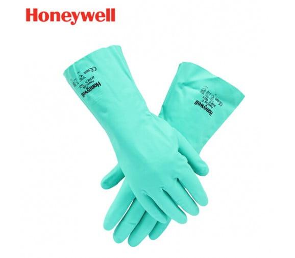霍尼韦尔 2094831丁腈防油耐酸碱手套