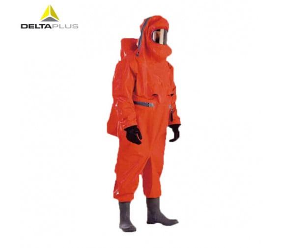 代尔塔DELTA 401030隔热气密重型防化服
