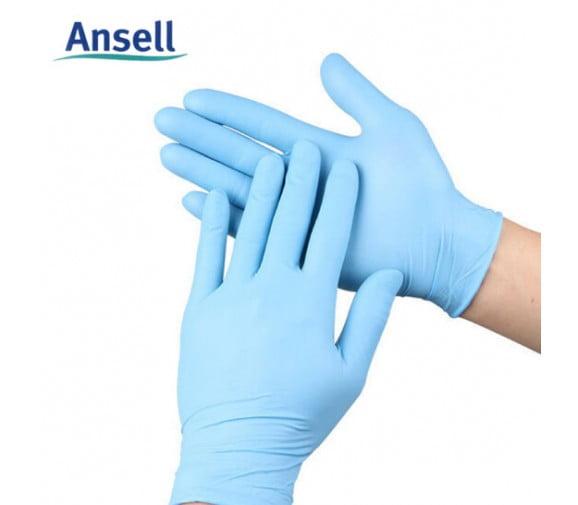 安思尔ansell 4474一次性无粉丁腈手套