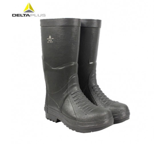 代尔塔(DELTA)防化救援安全靴 301401