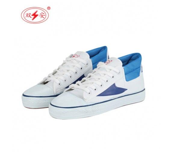 双安15kv绝缘布鞋--广州劳保布鞋供应商