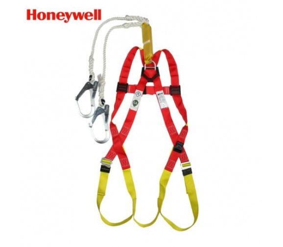 霍尼韦尔 DL-C1 单挂点集成式全身安全带