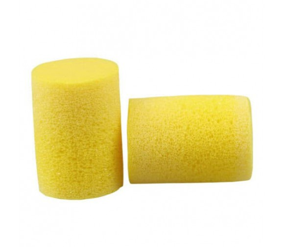 3M 312-1201 圆柱形泡棉阻燃防水隔音耳塞