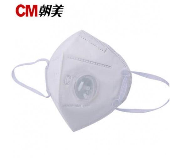 朝美CM 6002A-3呼吸阀防尘口罩
