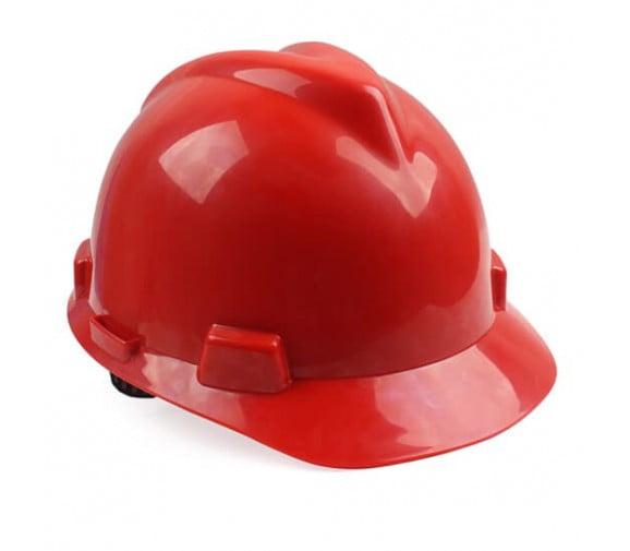梅思安 10172902 V-GardPE 标准型安全帽