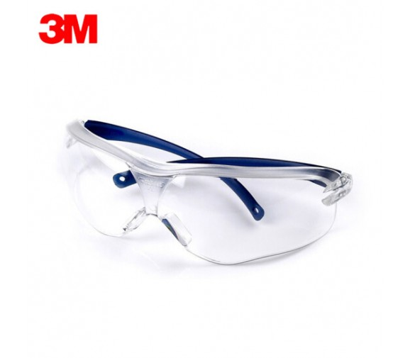 3M  中国款流线型防护眼镜 10434-广州阳越劳保用品