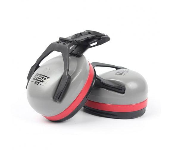 梅思安(MSA) SOR12012 HPE高舒型头盔式防噪音耳罩