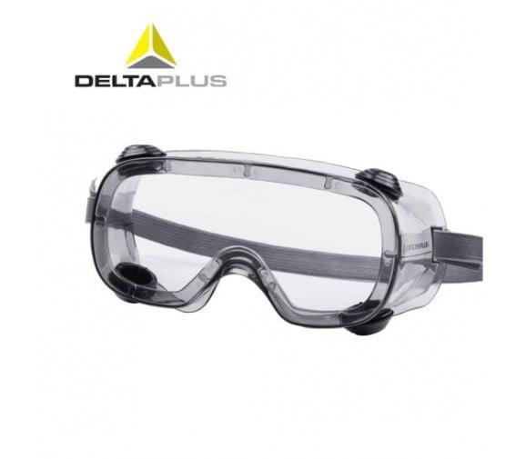 代尔塔(DELTA)PC防尘防护眼镜 101124-广州阳越