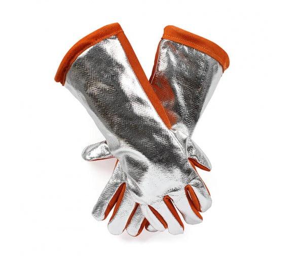 代尔塔DELTA 205400镀铝耐高温手套