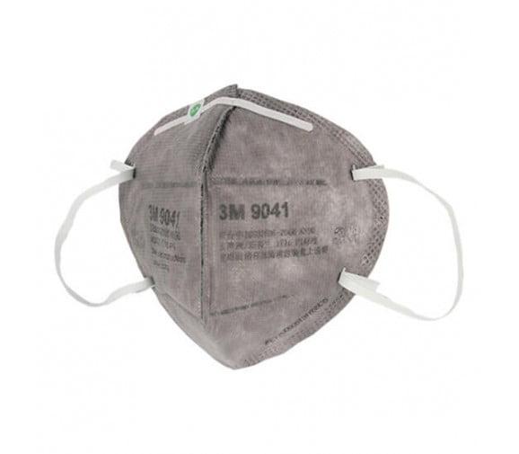 3M 9042/9041头带式活性炭口罩