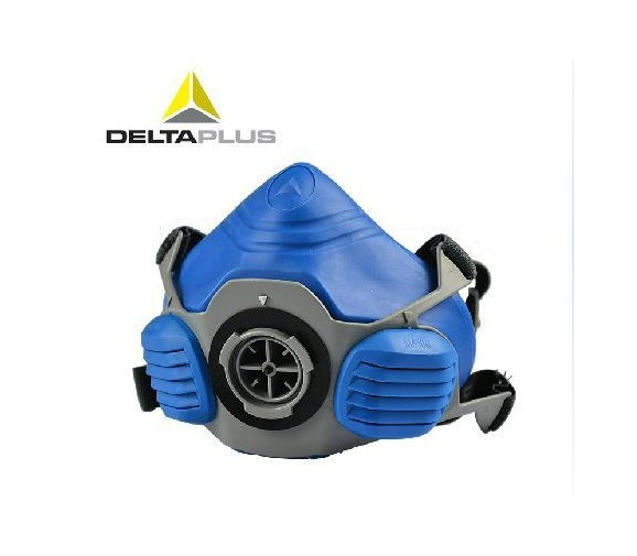 代尔塔DELTA 105009防毒半面罩--广州呼吸防护产品