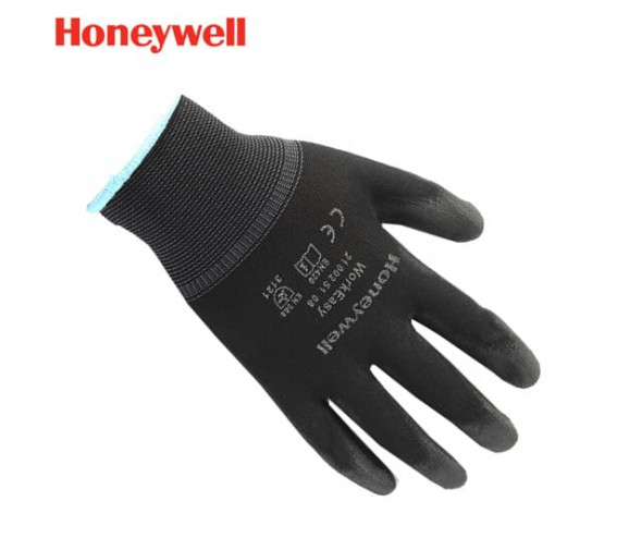 霍尼韦尔(Honeywell) 2100251CN 涤纶PU涂层手套