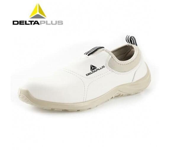 代尔塔 301213 松紧系列MIAMIS2 安全鞋 小白鞋