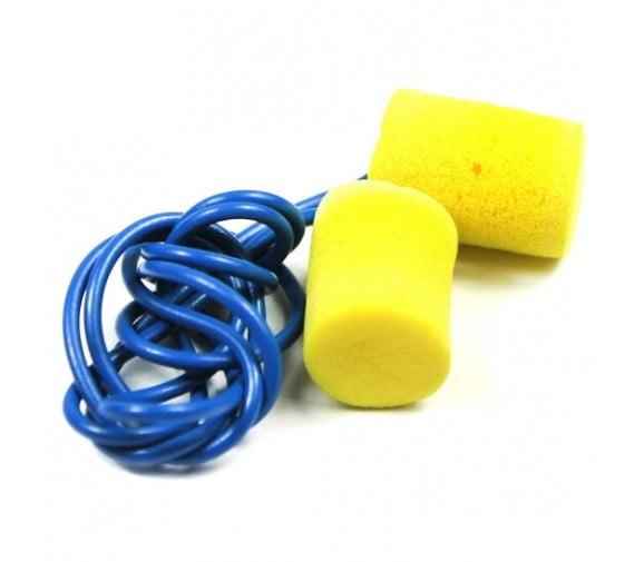 3M 311-1101带线圆柱形隔音耳塞--阳越劳保产品