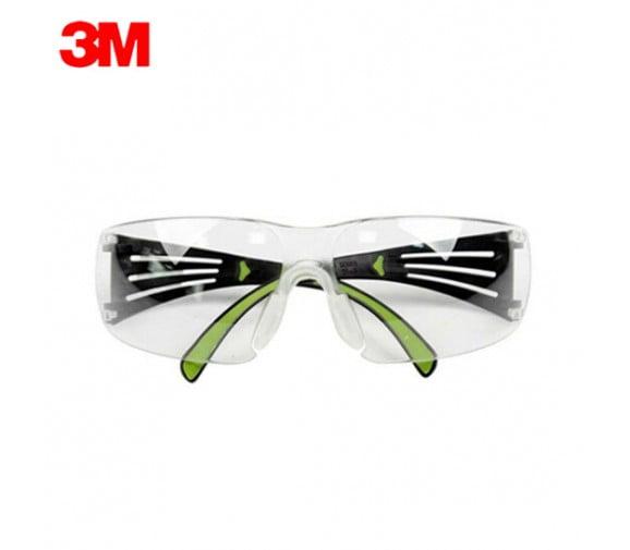 3M  SF401AF防雾防冲击防紫外线安全眼镜