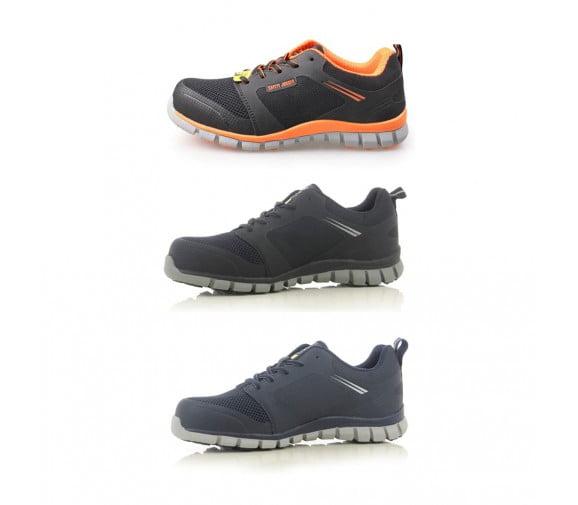 SAFETY JOGGERS LIGEROS1P 超轻盈低帮防静电安全鞋