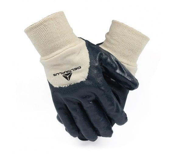 代尔塔201150耐磨防油丁腈手套
