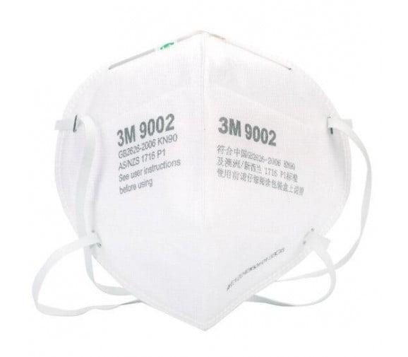 3M 9002防雾霾防尘口罩--广州劳保用品供应