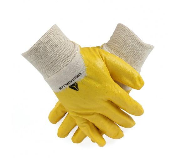 代尔塔201015轻型丁腈涂层防护手套