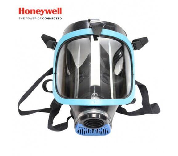 霍尼韦尔HONEYWELL 1710643防化防毒全面罩