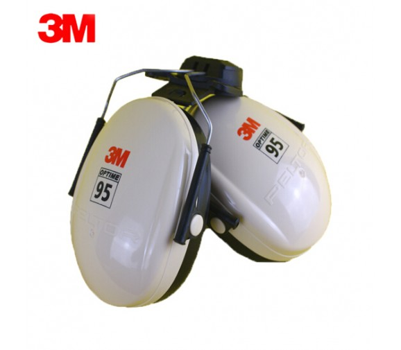 3M H6P3E挂安全帽式耳罩--个体防护用品供应商