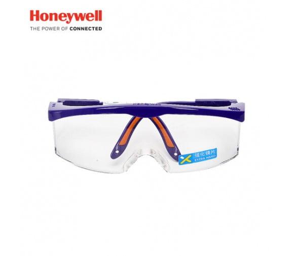 霍尼韦尔(HONEYWELL)防冲击防护眼镜 100100-广州阳越