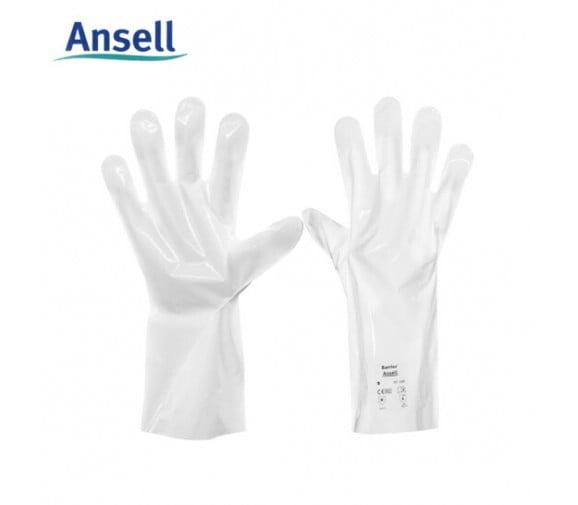 安思尔Ansell 2-100耐酸碱防化手套--劳保用品供应商