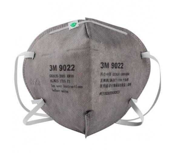 3M 9022折叠式工业防尘口罩