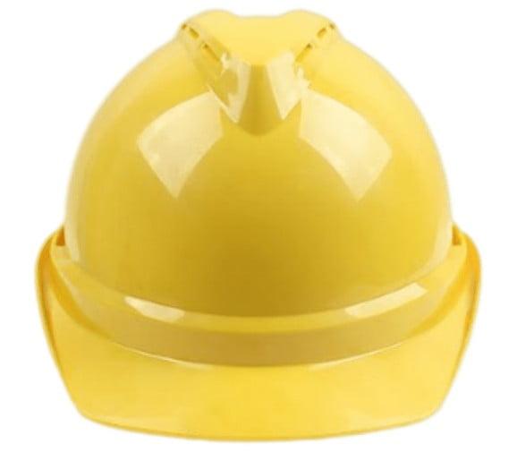 梅思安(MSA)10146666 V-Gard500豪华ABS黄色安全帽
