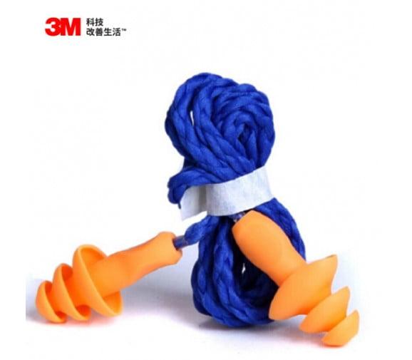 3M 专业降噪耳塞 1270--广州耳部防护产品批发