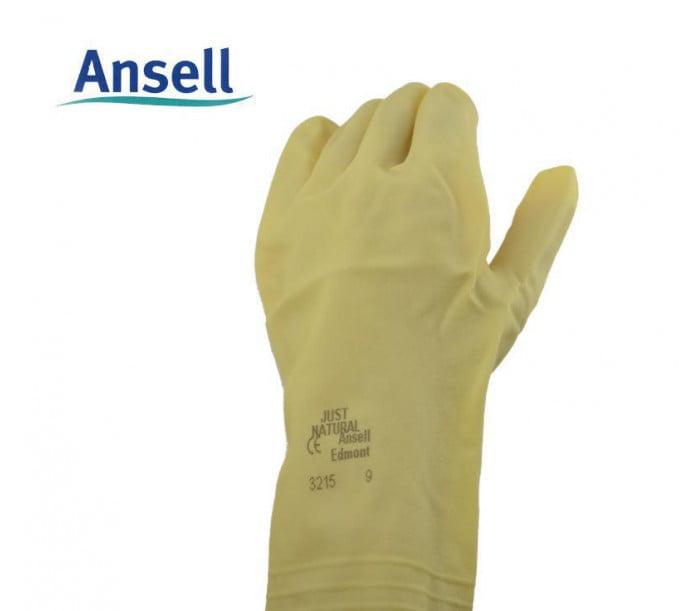 3215天然橡胶机械防护手套