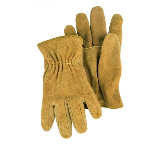 10-2064牛皮防滑手套