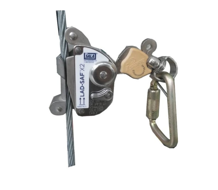 6160030 LAD-SAF X2抓索器
