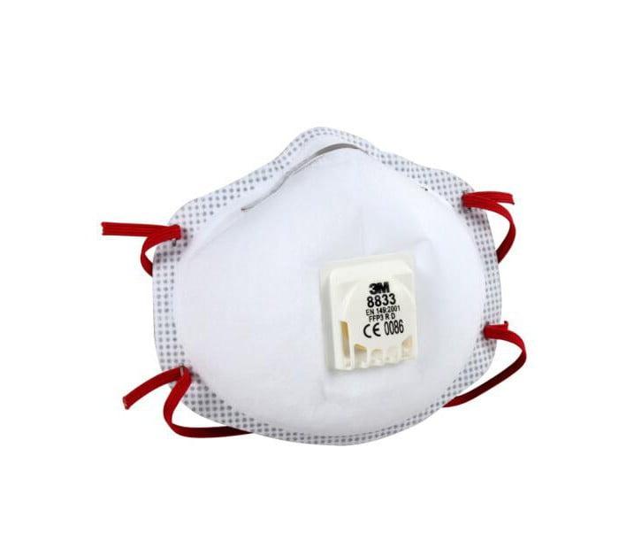 8833防尘防金属烟口罩