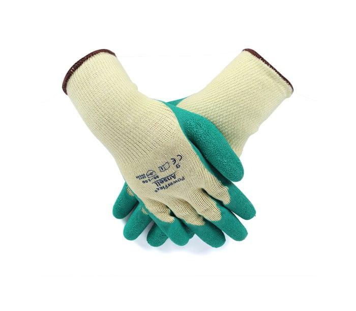 80-100 橡胶防割耐磨防滑手套