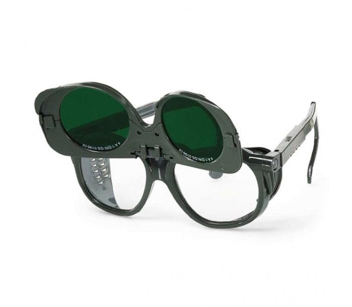 翻盖式滤光焊接防护眼镜 9103