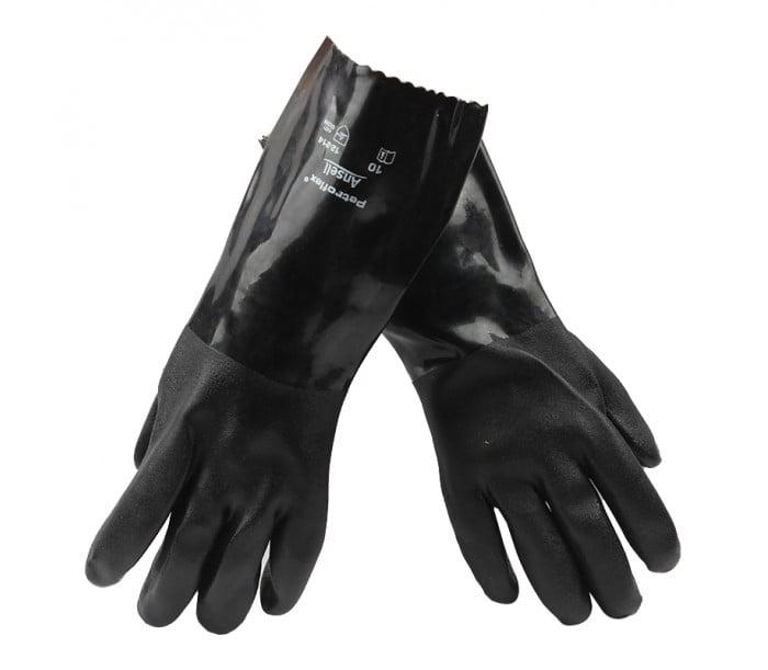 12-214防化耐酸碱耐油手套