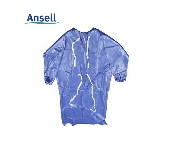 56-910防化带袖围裙