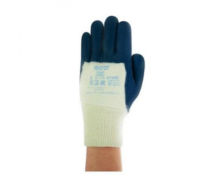 27-600掌面涂腈胶针织手套