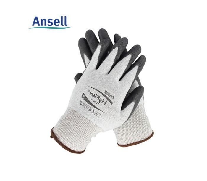 11-624轻量型 尼龙防割机械手套